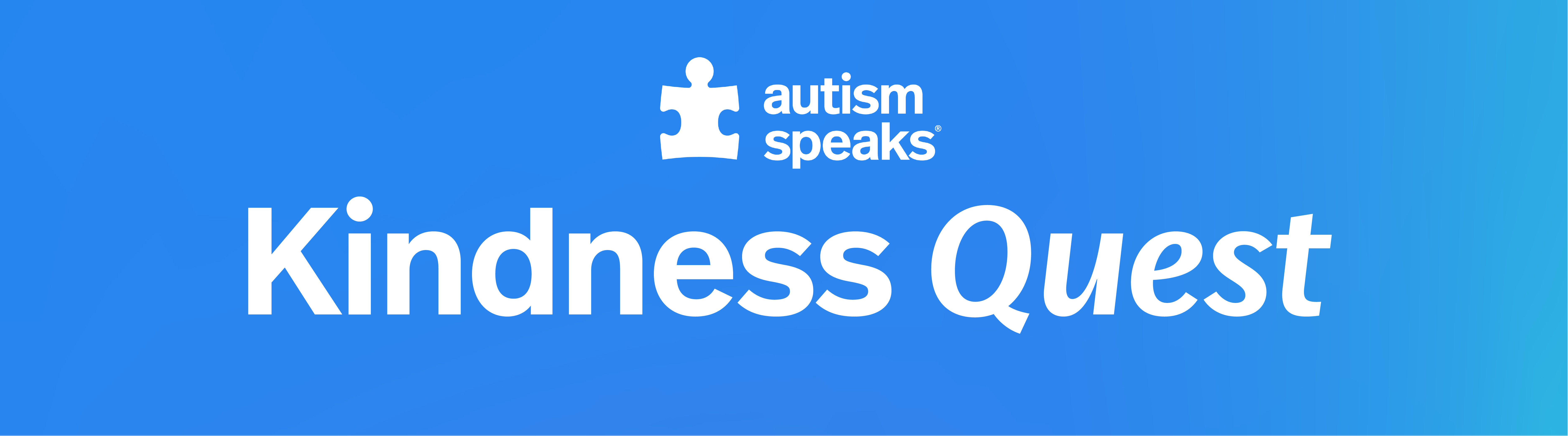 Autism Speaks Kindness Quest