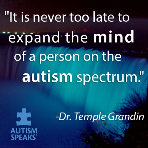 12 Inspiring Temple Grandin Quotes Autism Speaks