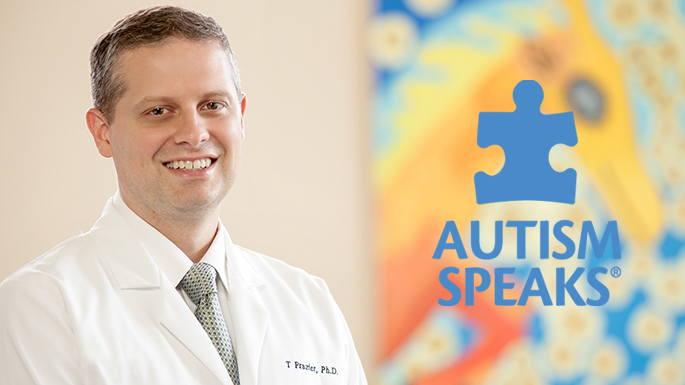 Thomas Frazier joins Autism Speaks as Chief Science Officer