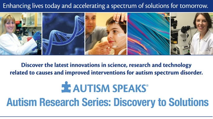 A Year Of Autism Science From Autism >> Autism Research Series Discovery To Solutions Autism Speaks