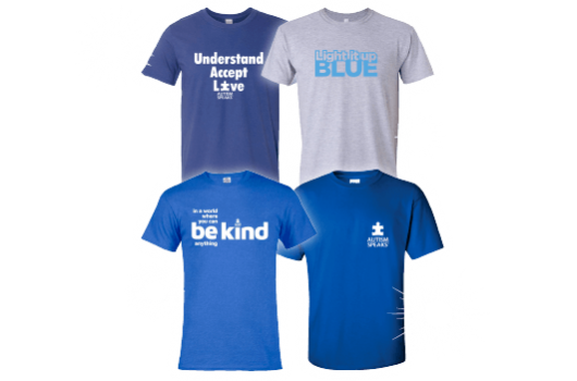 Autism Speaks T-Shirts