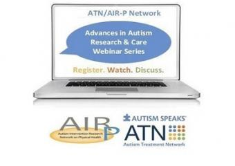 Advances in Autism Research and Care webinar series