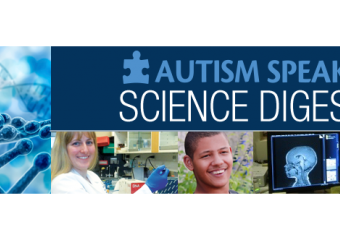 Autism Speaks Science Digest is a free quarterly e-newsletter
