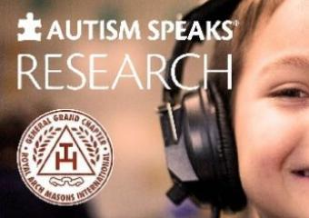 Autism Speaks and Royal Arch Masons sponsor research on Auditory Processing Disorder