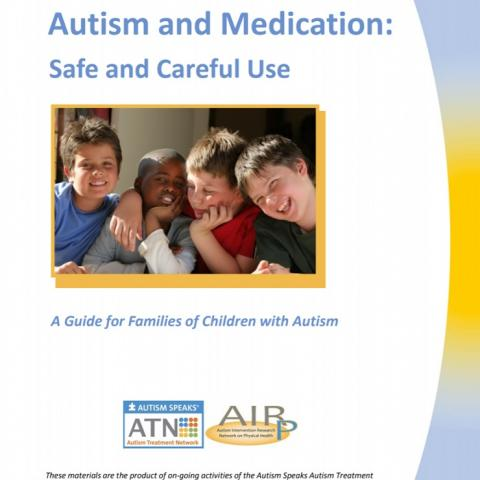 Autism and Medication Cover