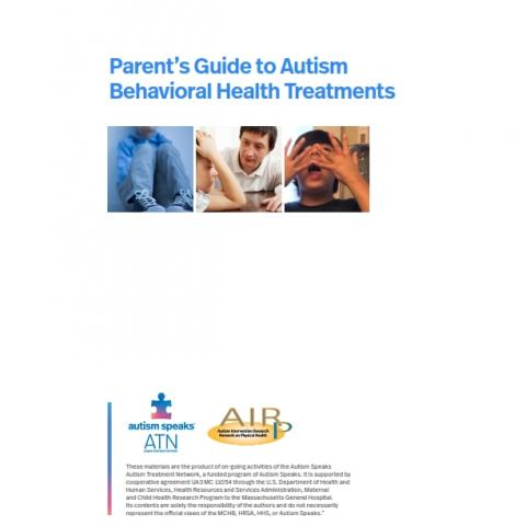 Behavioral Health Treatments Cover