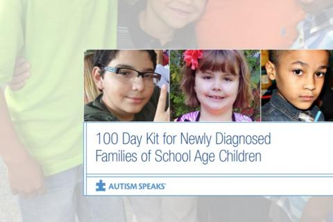 100 Day Kit School Age Cover