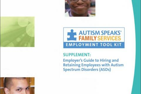 Employment Tool Kit supplement for employers