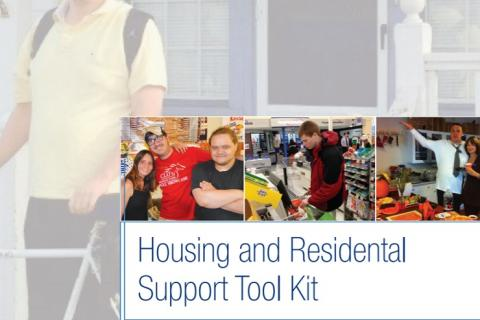 Housing Tool Kit Cover