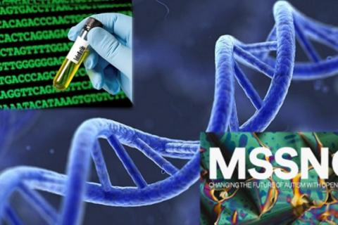 MSSNG is Autism Speaks ground-breaking whole genome sequencing program