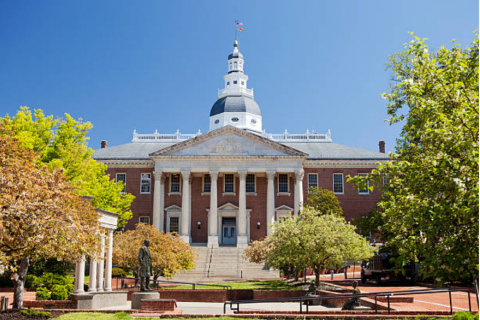Maryland State Capitol Building