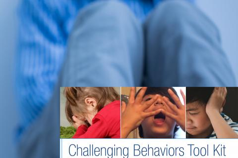 Challenging Behaviors Tool Kit cover
