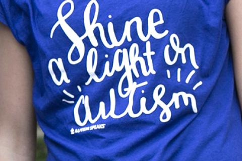 Shine a light on autism