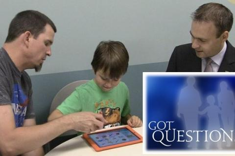 Autism and speech devices: Helping kids advance skills as they mature