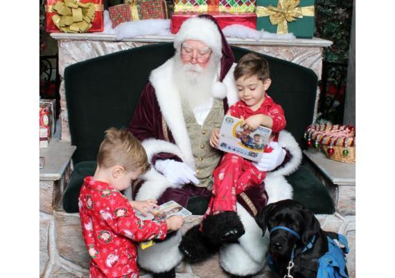 Sensory Santa Main Image