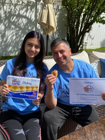 Autism Speaks and White Castle