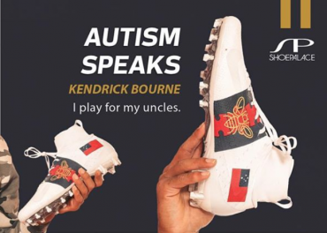 Kendrick Bourne Cleats