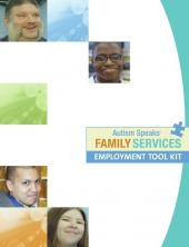 Cover of the Autism Speaks Employment Tool Kit