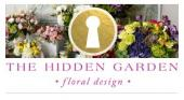 The Hidden Garden Floral Design logo