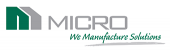 Micro - We Manufacture Solutions