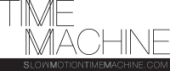 Time Machine logo SlowMotionTimeMachine.com